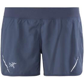 Arc'teryx Lyra - Shorts Femme - bleu